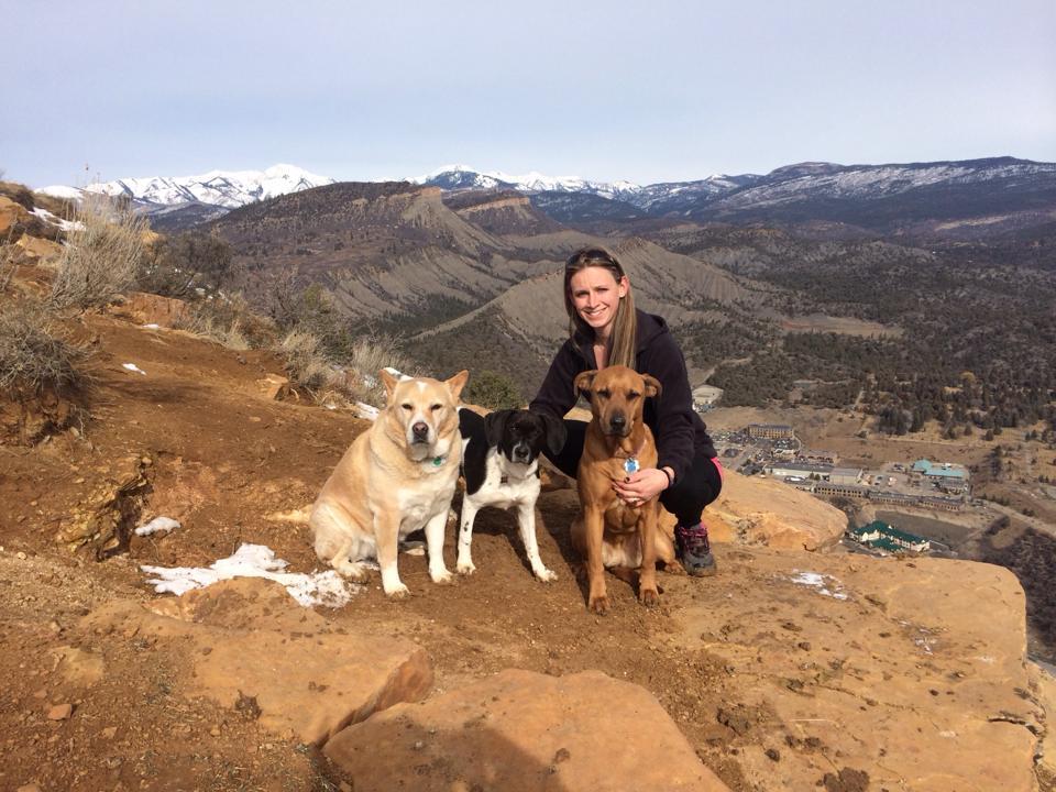 Durango dog trainer Amber Pickren CPDT-KA