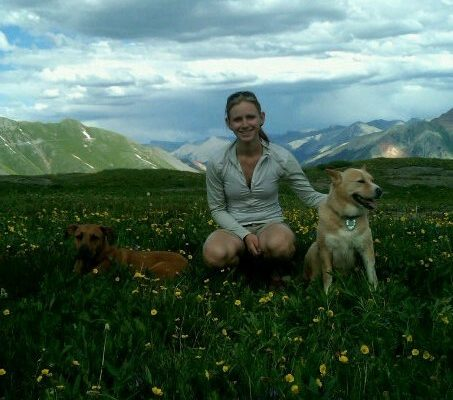 durango-dog-trainer and owner of GentleCanine LLC Amber Pickren CPDT-KA