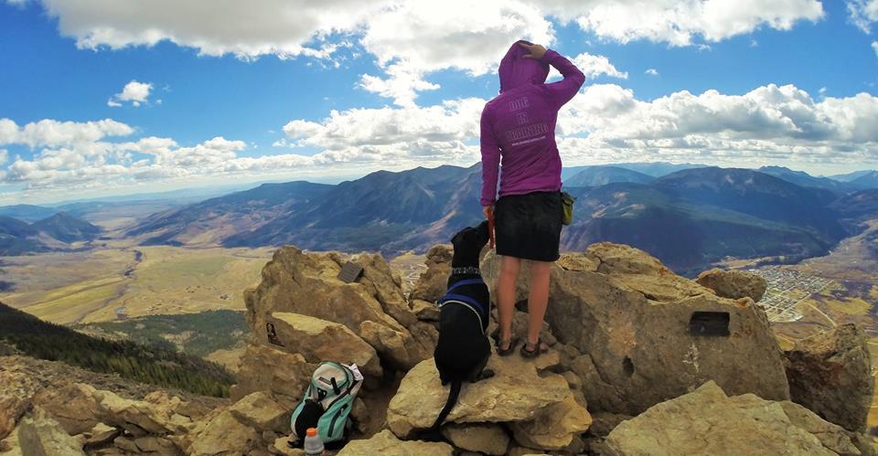 Durango Dog Training Hiking
